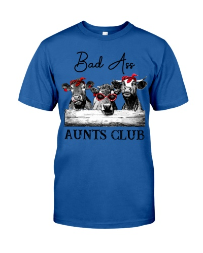 Cattle Bad Ass Aunts club