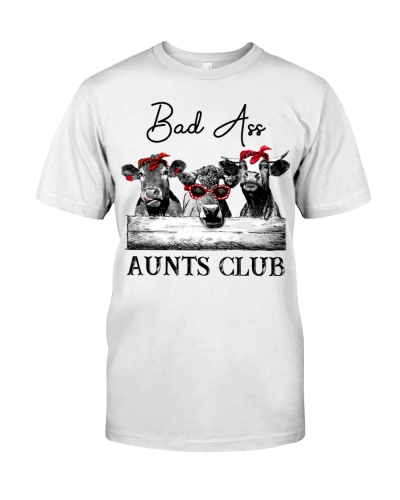 Cattle Bad Ass Aunts club