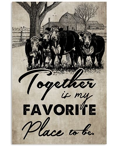 Cow Together Is My Favorite