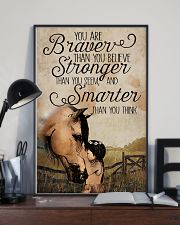 Horse All of me loves all off you Tee 11x17 Poster lifestyle-poster-2