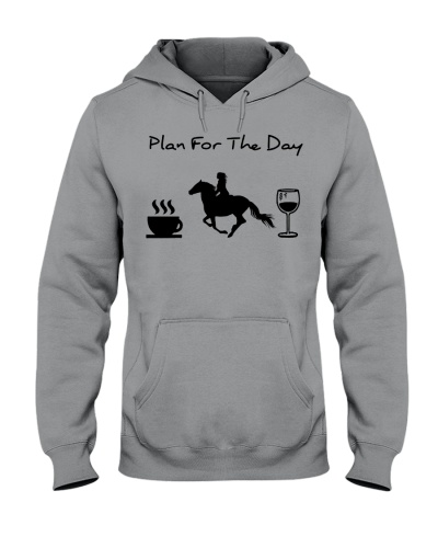 Horse Plan for the day