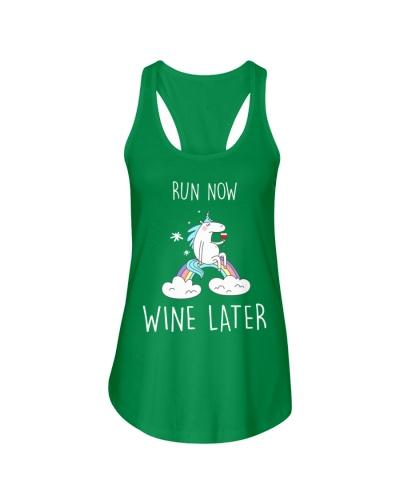 Unicorn Run Now Wine Later