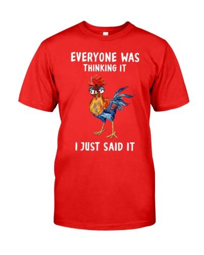 Chicken Everyone Was Thinking It