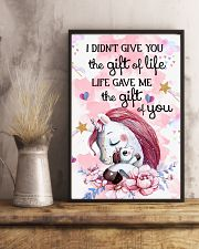 Unicorn I Didn't Give You The Gift Of Life  16x24 Poster lifestyle-poster-3
