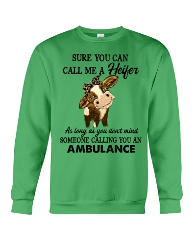Cow Sure You Can Call Me A Heifer