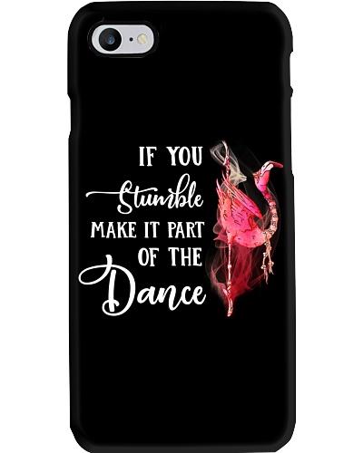 Flamingo If You Stumble Make It Part