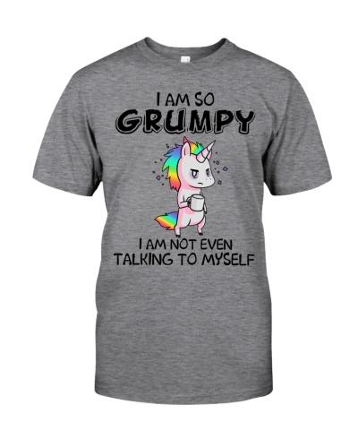 Unicorn I Am So Grumpy