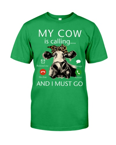 Cow My Cow Is Calling