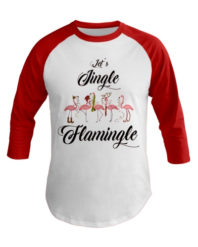 Flamingo Let's Jingle Flamingle