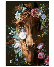 Horse Flower  16x24 Poster front