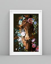 Horse Flower  16x24 Poster lifestyle-poster-5