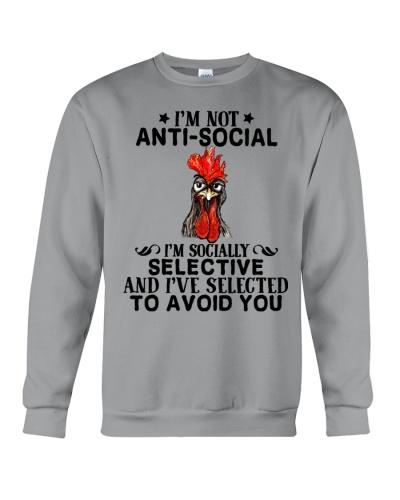Chicken I'm Not Anti Social