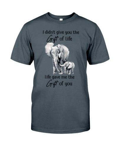 Elephant I Didn't Give You Gift The Life