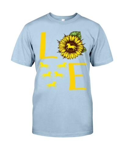 Horse Love Sunflower