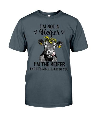 Cow I'm Not A Heifer