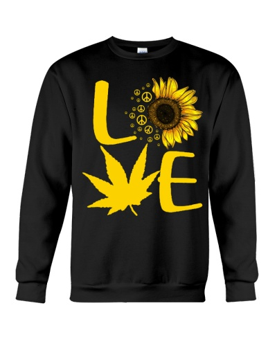 Hippie Love Sunflower