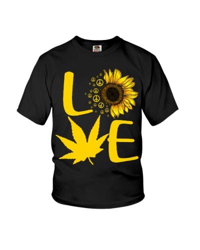 Hippie Love Sunflower