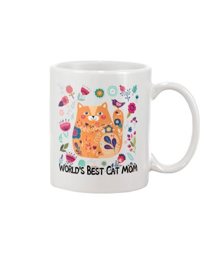 Cat World's Best Cat Mom