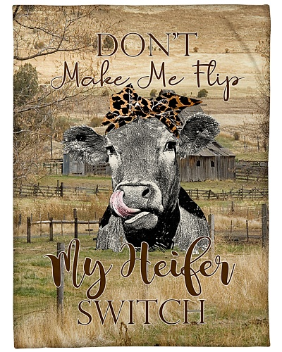 Cow Don't Make Me Flip