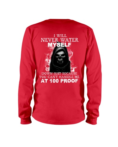 Skull I Will Never Water