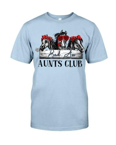Horse Bad ass aunts club