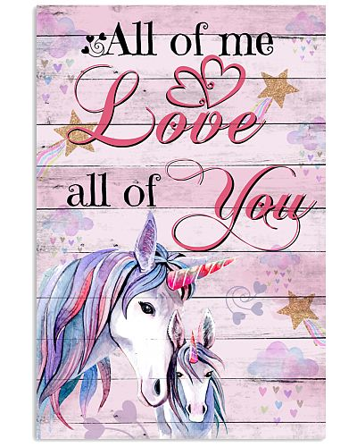 Unicorn All Of Me Love All Of You