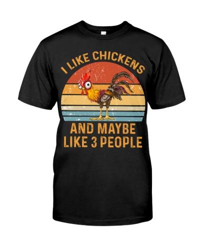 Chicken I Like Chickens