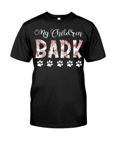 Dogs My Children Bark