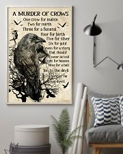 Raven A Murder Of Crows  16x24 Poster lifestyle-poster-1