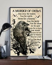 Raven A Murder Of Crows  16x24 Poster lifestyle-poster-2
