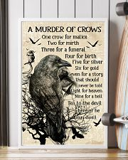 Raven A Murder Of Crows  16x24 Poster lifestyle-poster-4