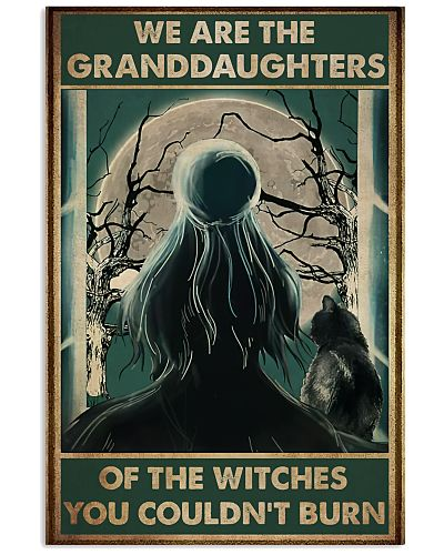 Witch Granddaughters Of Witches