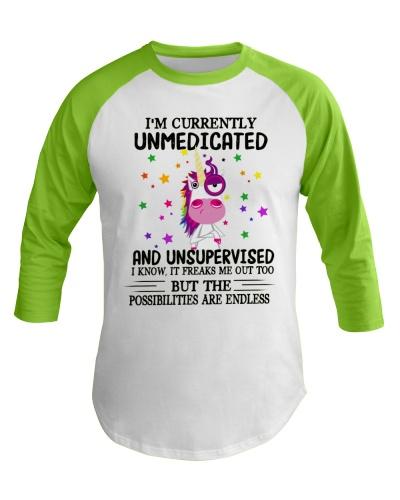 Unicorn  I'm Currently Unmedicated