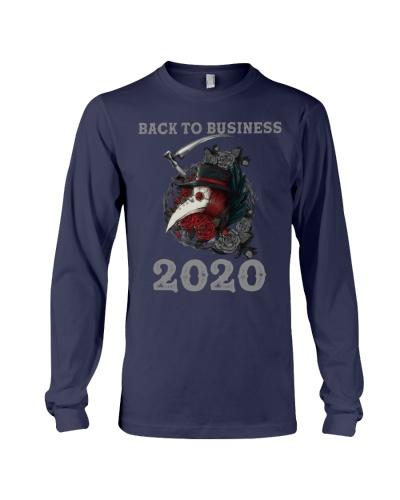 Skull Back To Business 2020