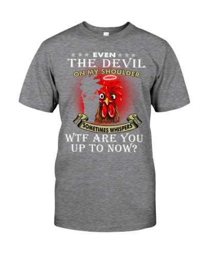Chicken Even The Devil