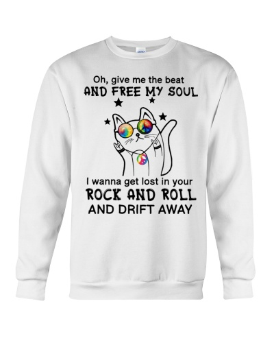 Cats oh give me the beat and my soul drift away