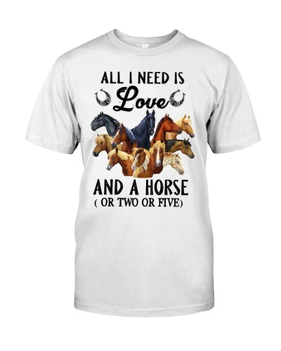 Horse All I Need Is Love