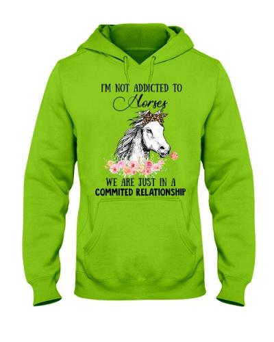 Horse I'm not addicted to horses