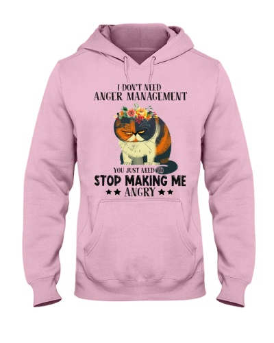 Cats I don't need anger management