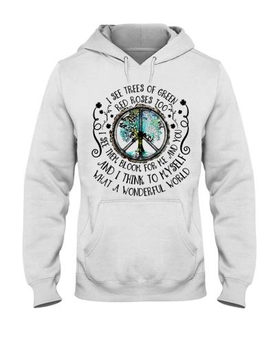 Hippie I See Tree