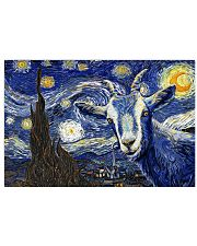 Goat 24x16 Poster front