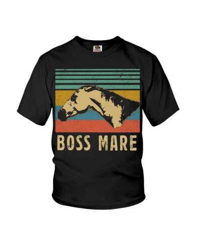 Horse Boss mare