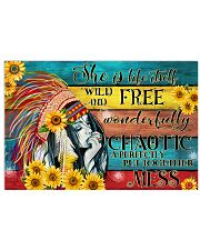 Hippie Wonderfully Chaotic 24x16 Poster front