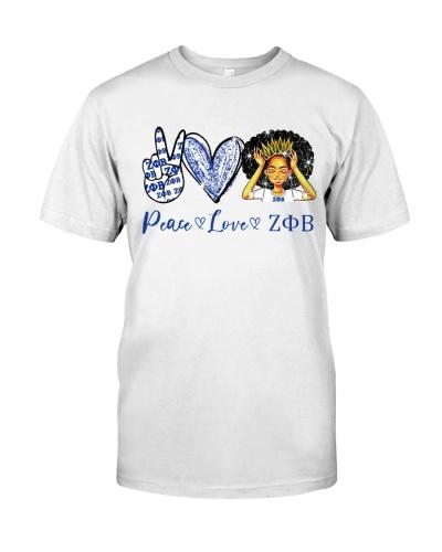 Zeta Peace Love