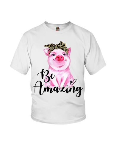 Pig Be Amazing