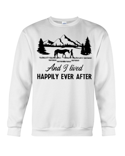 Horse And I Lived Happily Ever After