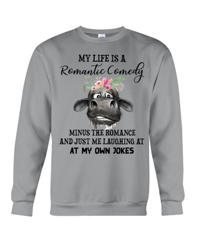 Cow My Life Is Romantic Comedy