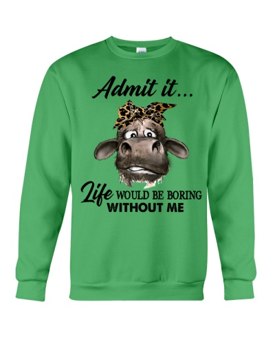 Cow Admit It