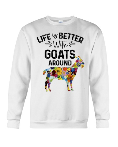 Goat Life Is Better With Goats Around