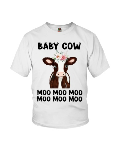 Cow Baby Cow Moo Moo Moo